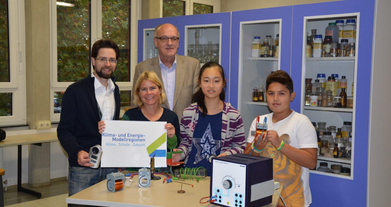 Klimaschulen: NMS Neunkirchen