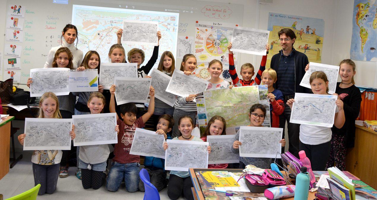 Klimafreundlicher Schulweg