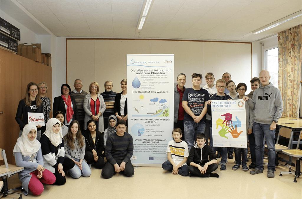 Klimaworkshop in Neuer Musikmittelschule