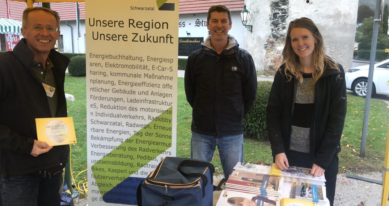 E-Mobil Testaktion Reichenau