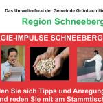 Energie-Impulse Schneebergland