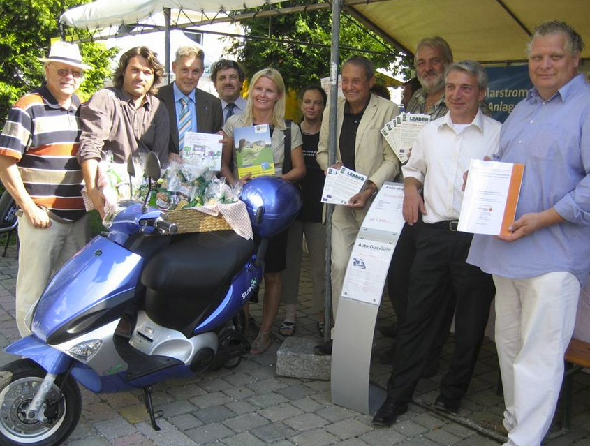 EnergieImpuls beim Jakobi-Kirtag, Payerbach