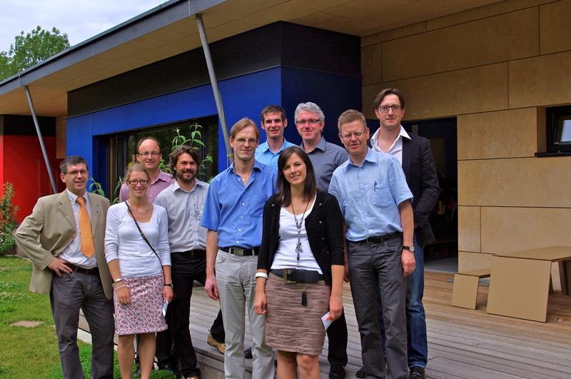 Treffen der Klimamodellregionen Industrie4tel