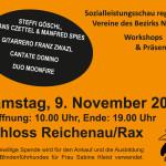 Novemberfest & Sozialmesse, Reichenau