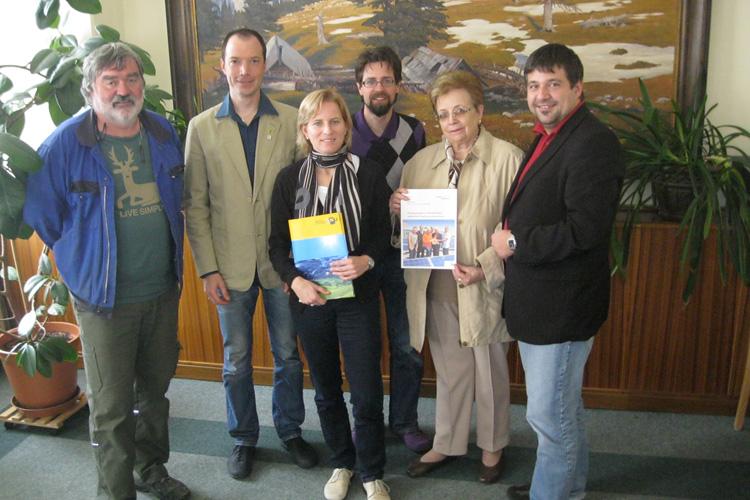 Informationsgespräch PV-Bürgerbeteiligung, Reichenau