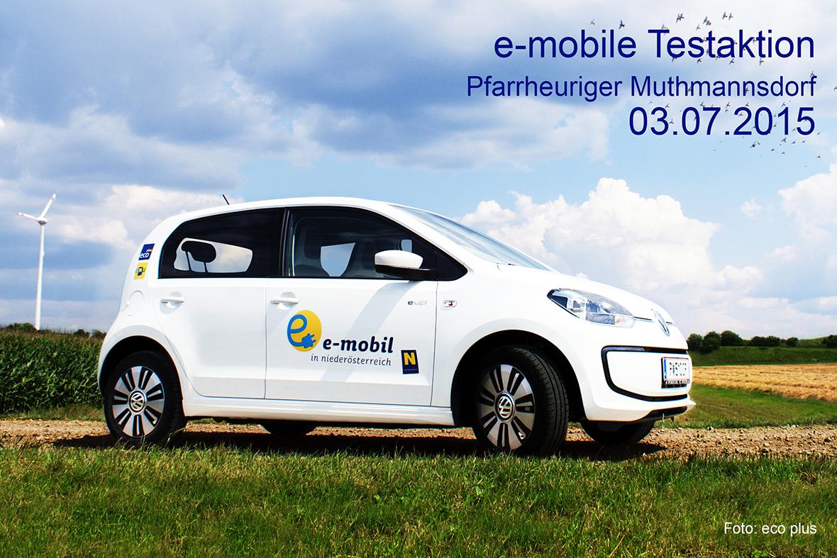 e-mobile Testaktion, Muthmannsdorf