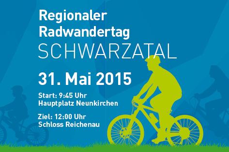 Regionaler Radwandertag Schwarzatal