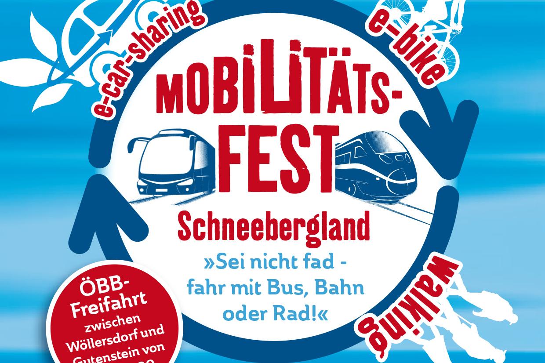 Mobilitätsfest Schneebergland