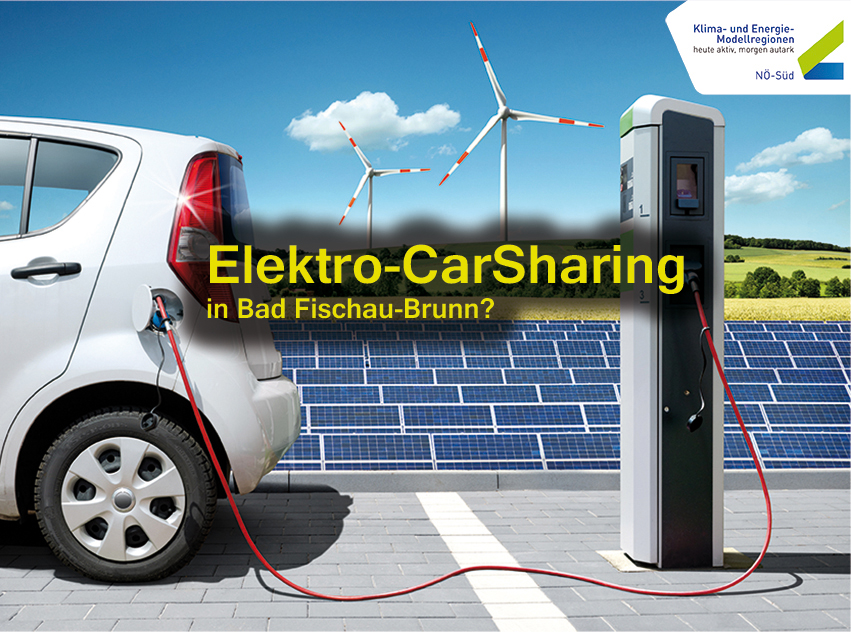 Elektro-CarSharing in Bad Fischau-Brunn?