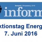 Aktionstag Energie Semperit