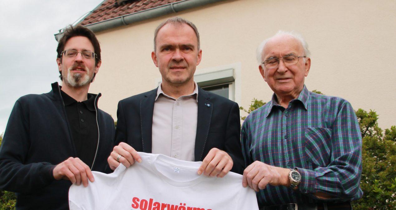 Die älteste Solaranlage Niederösterreichs