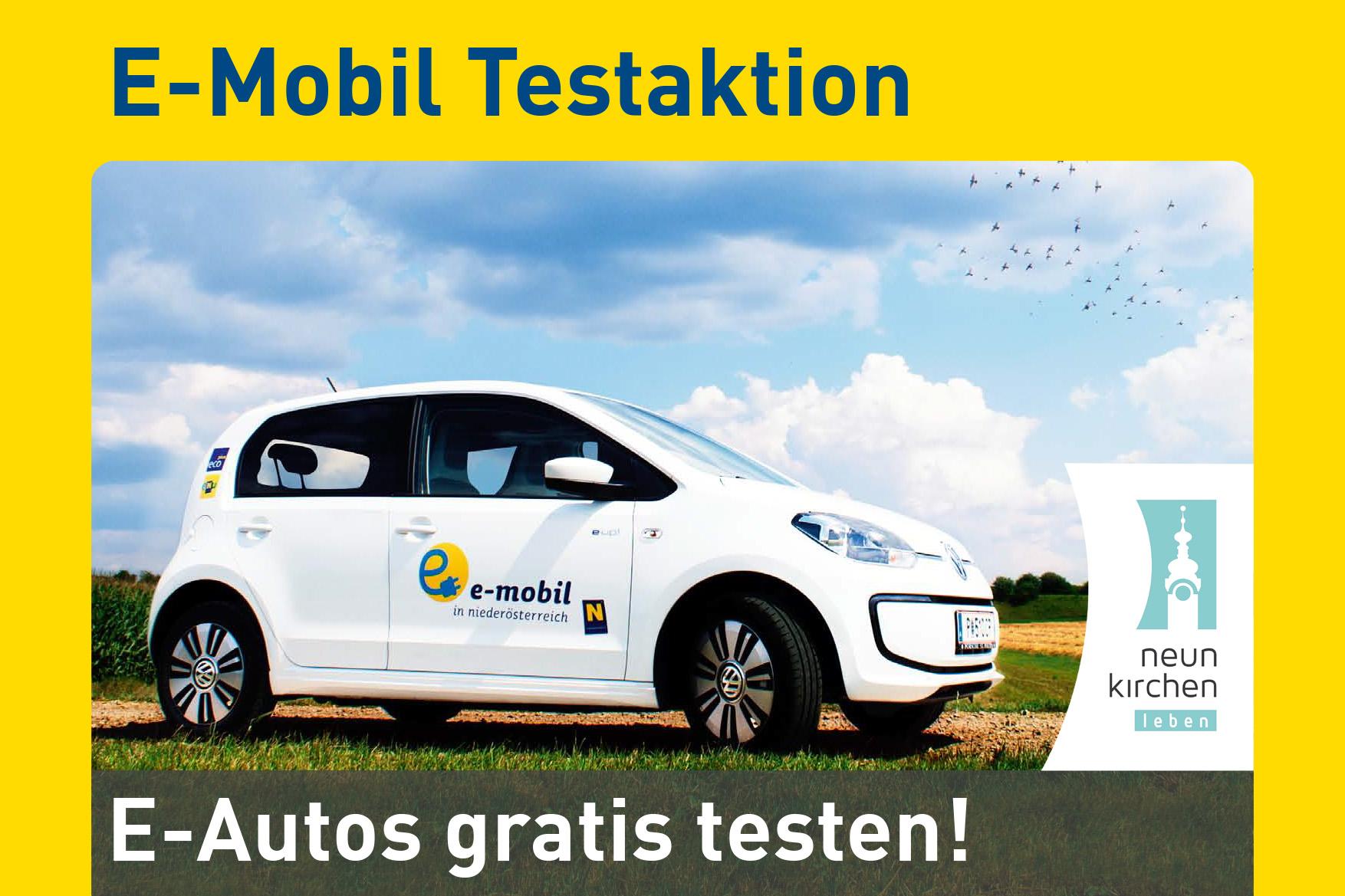 e-Mobil Testaktion, Neunkirchen