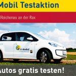 e-Mobil Testaktion, Reichenau