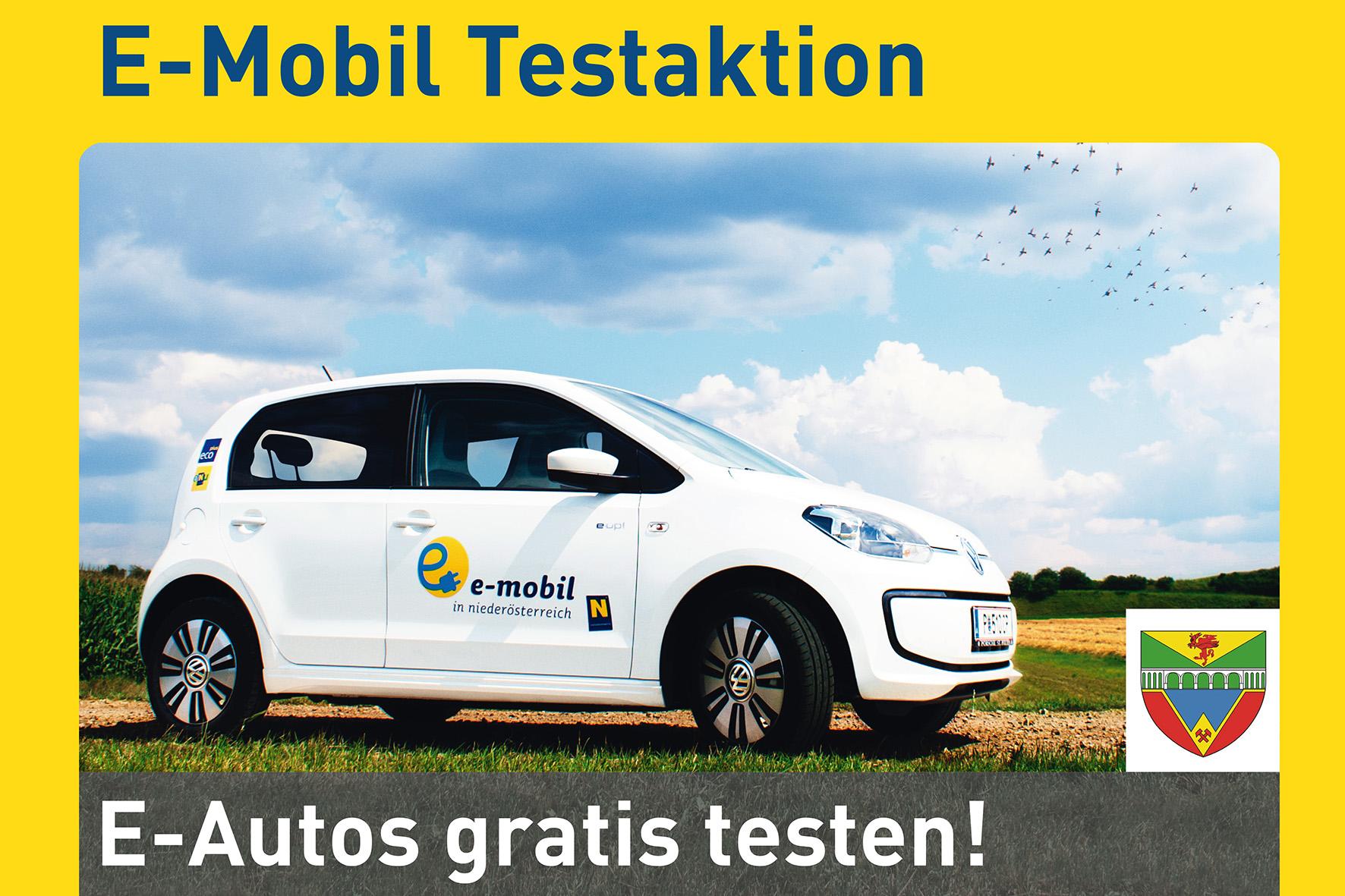 e-Mobil Testaktion, Payerbach