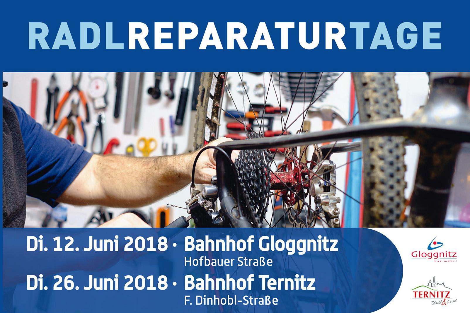 Radreparaturtag, Ternitz