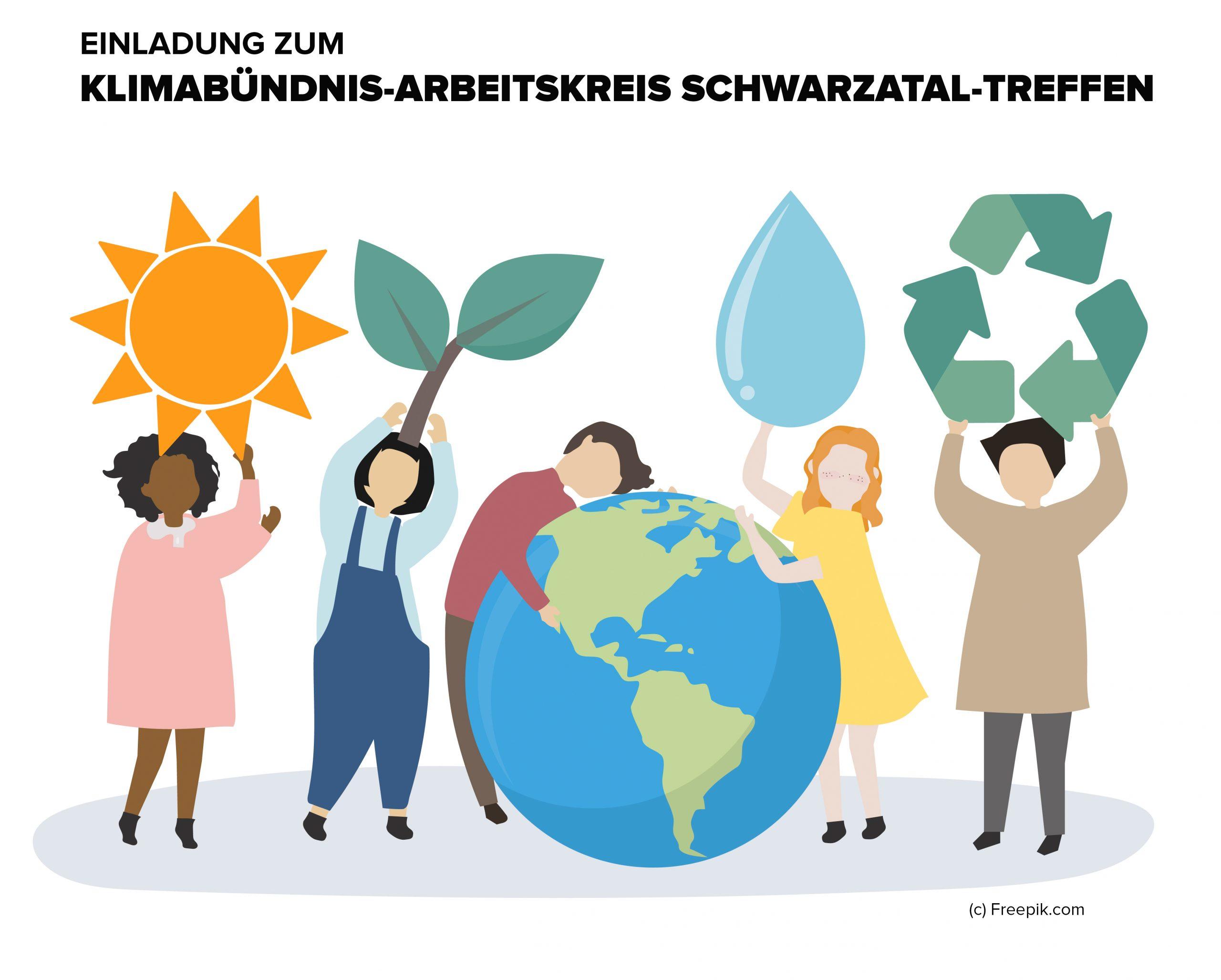 Klimabündnis-Arbeitskreis Schwarzatal - Arbeitstreffen