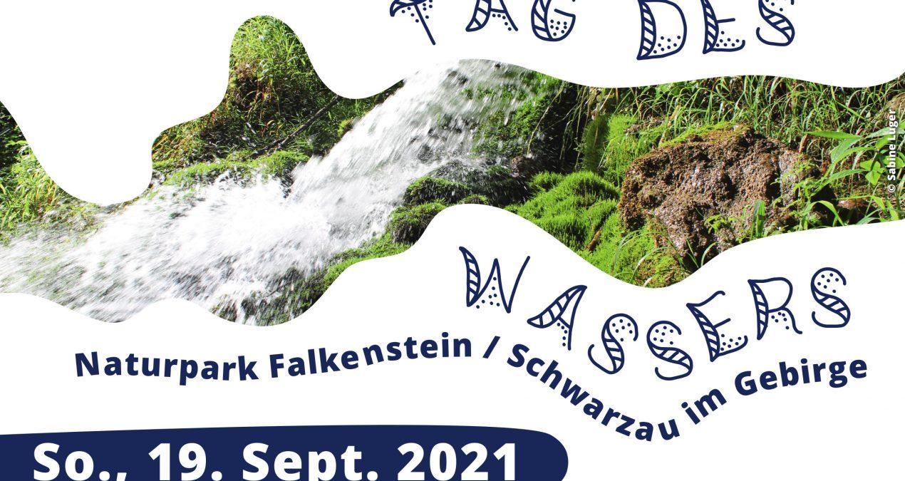 Abgesagt: Tag des Wassers – Naturpark Falkenstein