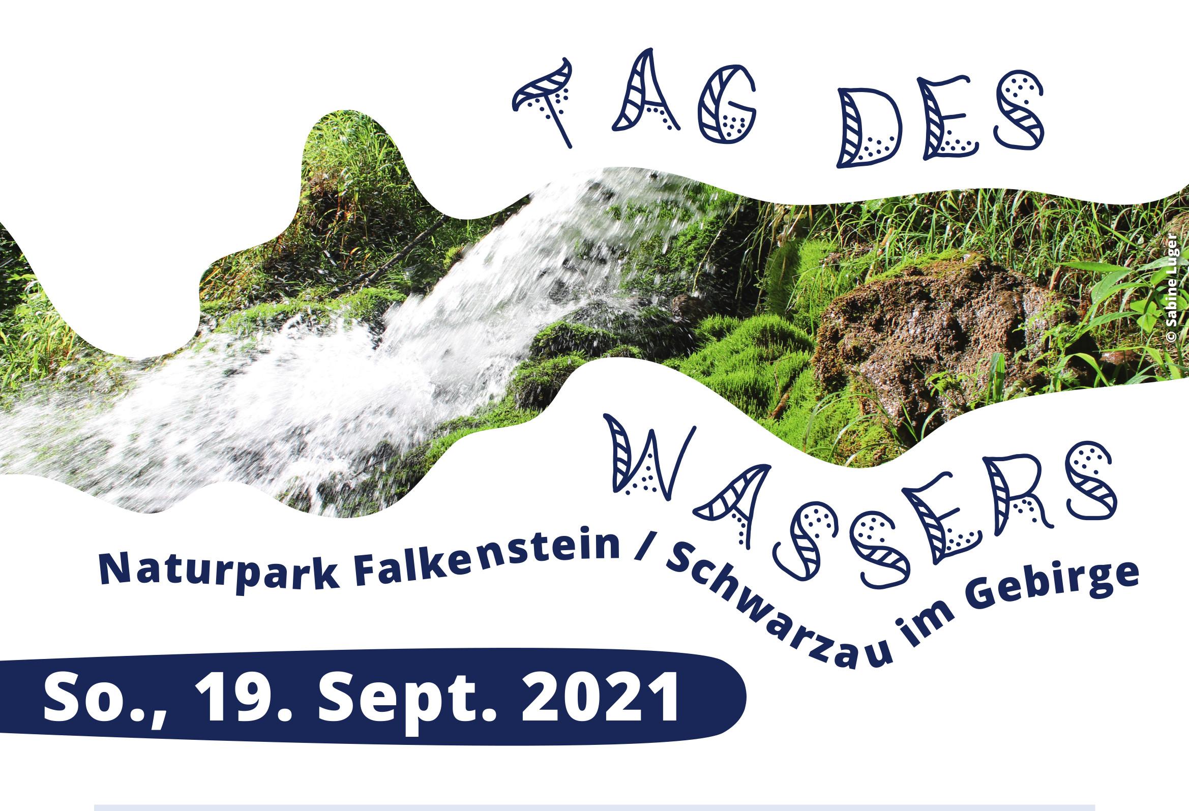Abgesagt: Tag des Wassers - Naturpark Falkenstein